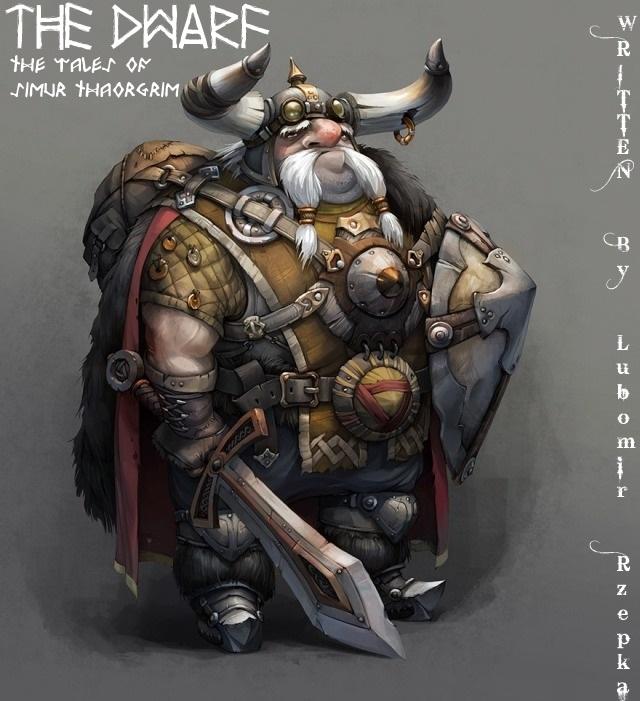 The Tales of Simur Thorgrim
